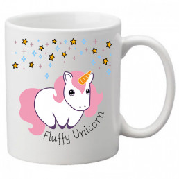 Mug Licorne - Fluffy Unicorn