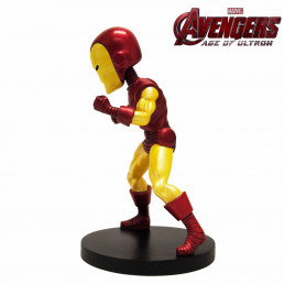 Figurine Iron Man Marvel à Tête Oscillante