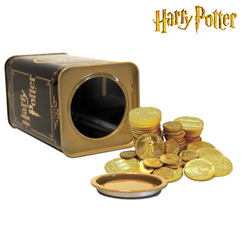 tirelire harry potter pour enfant banque gringotts sur cadeaux et anniversaire. Black Bedroom Furniture Sets. Home Design Ideas