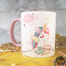 Mug Licorne Rose - Sweet Unicorn