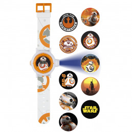 Montre Digitale BB-8 Star Wars Projection