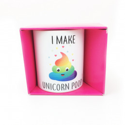 Mug I Make Unicorn Poop