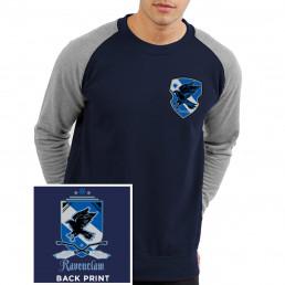 T-Shirt Manches Longues Harry Potter Serdaigle