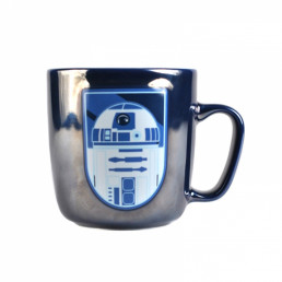 Mug R2D2 Star Wars Métallique