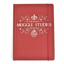 Carnet de Notes Harry Potter A5 Muggle