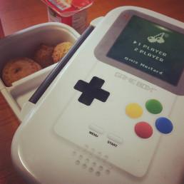 Lunch Box Gamebox