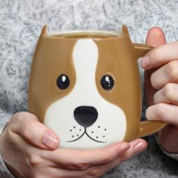 Mug Chien 3D Woof