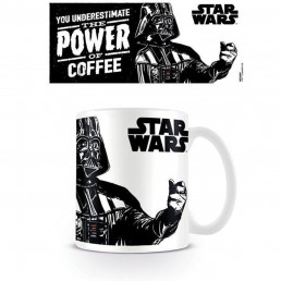 Mug Dark Vador Star Wars - The Power of Coffee
