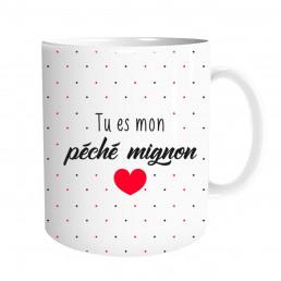 Mug Tu es mon Péché Mignon