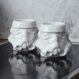 Tasses à Expresso Stormtrooper Star Wars - Lot de Deux