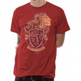 T-Shirt Harry Potter Gryffondor