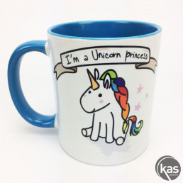 Mug I'm A Unicorn Princess