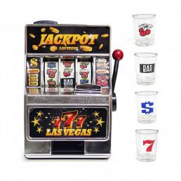 Jeu Jackpot Las Vegas avec Shooters
