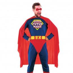 Costume Super Futur Marié