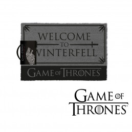 Paillasson Game of Thrones - Welcome to Winterfell