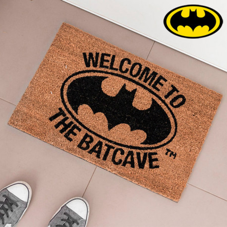 Paillasson Batman - Welcome to the Batcave