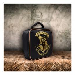 Lunch Bag Noir Harry Potter Poudlard