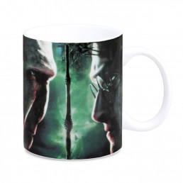 Mug Harry Potter vs Voldemort