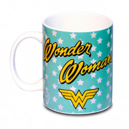 Mug Wonder Woman Portrait