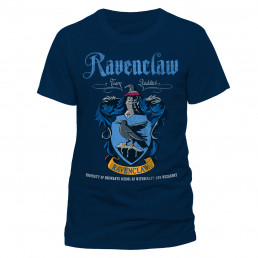 T-Shirt Harry Potter Serdaigle Quidditch