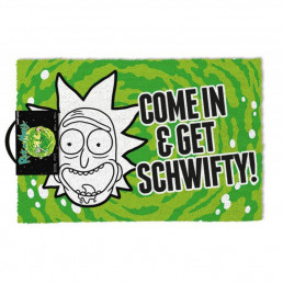 Paillasson Rick & Morty - Get Schwifty
