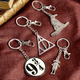 Porte-clés Métallique Harry Potter - Dobby