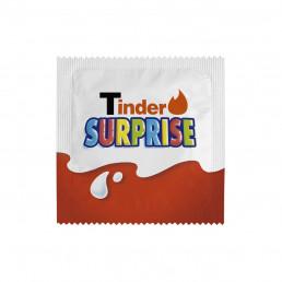 Préservatif Tinder Surprise