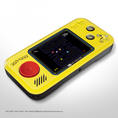 Jeu d'Arcade Pac-Man Manette Rétro-Gaming