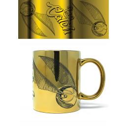 Mug Harry Potter Doré Métallique Vif d'Or - I'm a Catch