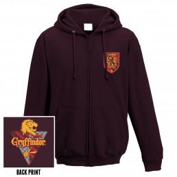 Veste à Capuche Harry Potter Gryffondor