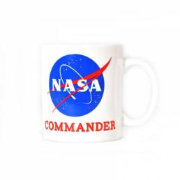 Mug Nasa Astronaute Commander
