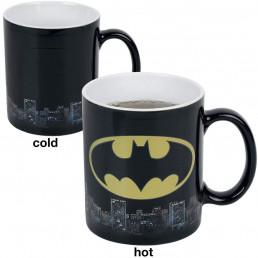 Mug Thermoréactif Batman Chauve-Souris