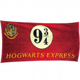 Serviette Harry Potter Voie Express 9 3/4