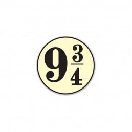 Porte-Monnaie Rond Harry Potter Quai 9 3/4