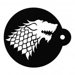 Set Maxi Tasse et Sous-Verre Game of Thrones Stark