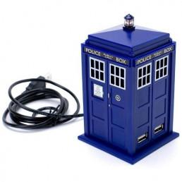 Hub Usb Docteur Who Tardis