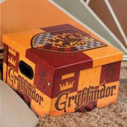 Boîte de Rangement Harry Potter Gryffondor