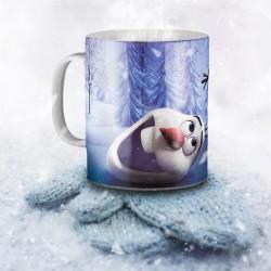 Mug 2D Olaf - La Reine des Neiges