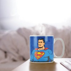 Mug Thermoréactif Superman - Clark Kent