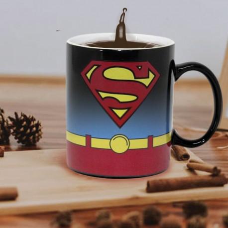 Mug Thermoréactif Superman Costume