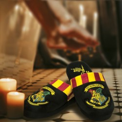 Chaussons Harry Potter Poudlard