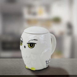 Mug 3D Harry Potter Hedwige