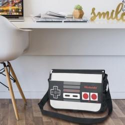 Besace Manette Nes Nintendo Réversible