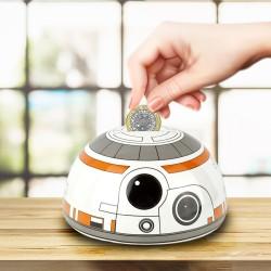 Tirelire Tête BB-8 Star Wars Céramique
