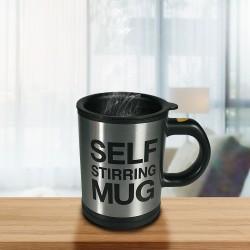 Mug avec Mélangeur Automatique