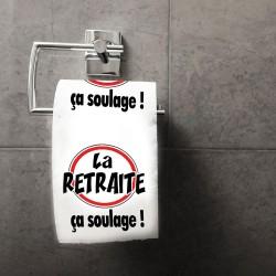 Papier Toilette Bonne Retraite