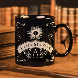 Mug Phosphorescent Harry Potter Lumos
