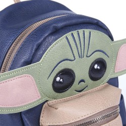 Sac à Dos Bébé Yoda 3D The Mandalorian