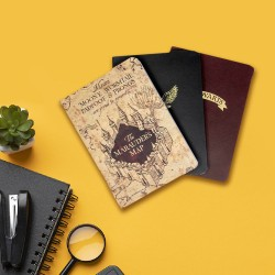 Lot de 3 Petits Carnets de Notes Harry Potter Maraudeur A6