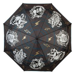 Parapluie Magique Harry Potter Blasons Maisons Poudlard